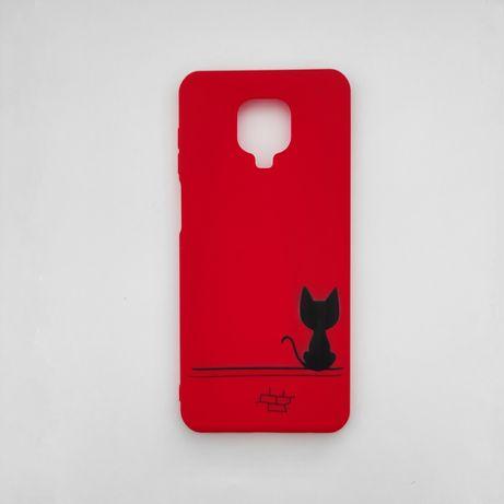 Чехол для Xiaomi Redmi Note 9 Pro, 9 S (Сяоми Редми Ноут 9 Про, 9 S)