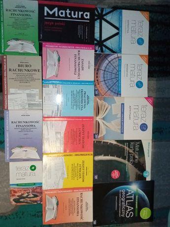 Podręczniki (matura, liceum, technikum)