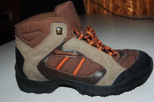 демисезонные ботинки quechua 37 размер