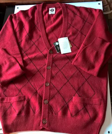 Casaco pura lã da marca Sidney - Tam 54