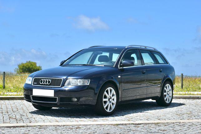 Audi A4 Avant 130cv - Desde 70€/mês