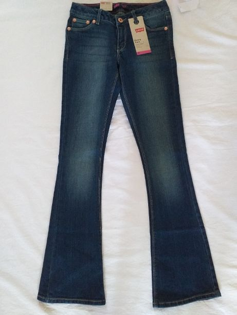 Spodnie dzwony dziecko Levi's 12 Slim