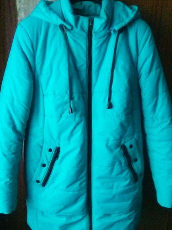 Красивая куртка зимняя
