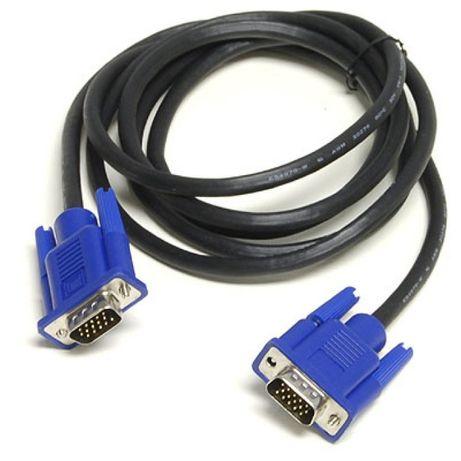 Кабель VGA - VGA длина 180 см (1,8 м)