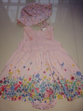 H&M sukienka roz 86