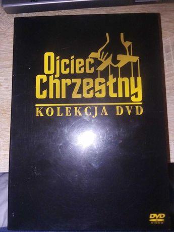 Kolekcja Ojciec Chrzestny Francisa Forda Coppoli - 3 płyty DVD