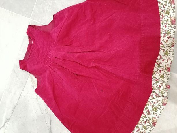 Sukienka  9-12 miesięcy