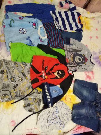 Пакет одежды на ребёнка
