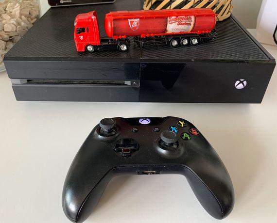 XBOX ONE 365GB + Gry + Kontroler