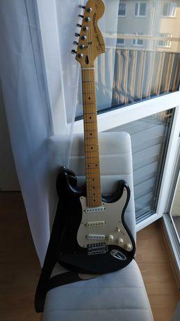 Squier by fender standard stratocaster rok 2000