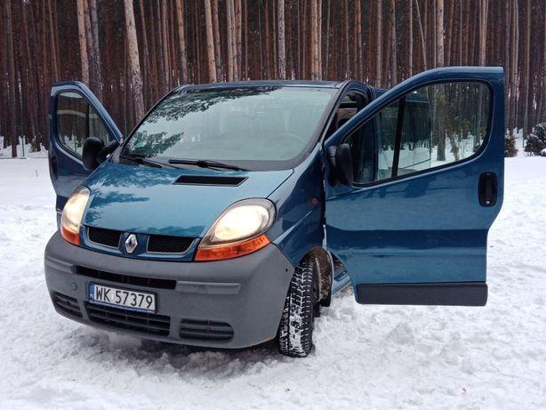 Renault Trafic zadbany.