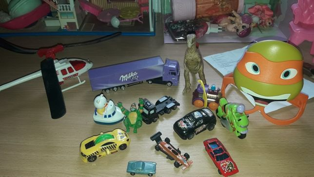 Машинки для мальчишек