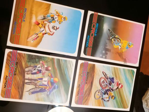 Cadernos escolares vintage /colecção