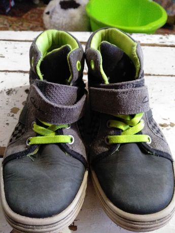 Ботинки демисезонные Clarks