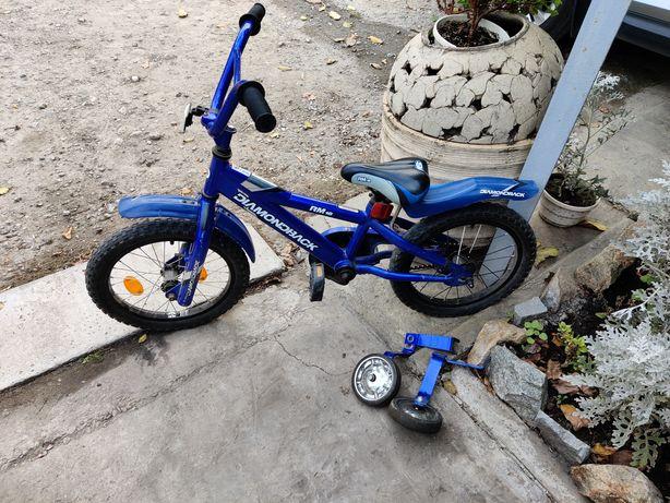Велосипед diamondback 16 дюймов