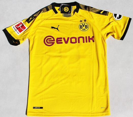 BORUSSIA Dortmund PUMA Authentic Home 19/2, roz. L