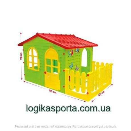Детский Домик, площадка, игровой детский комплекс