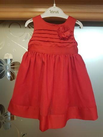 Нарядное Платье Carters на годик (12 месяцев), 80-86 см. + подарок