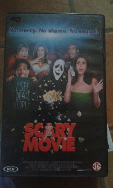 Scary Movie Film VHS