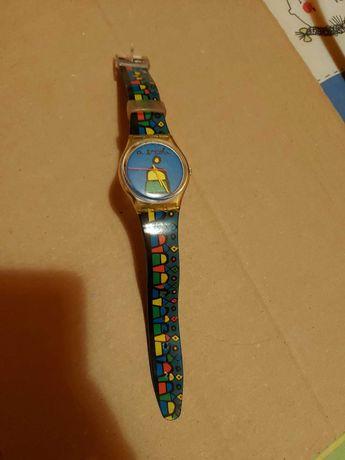 Relógio Swatch A Escola