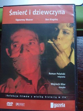 Sigourney Weaver w filmie ŚMIERĆ I DZIEWCZYNA na dvd