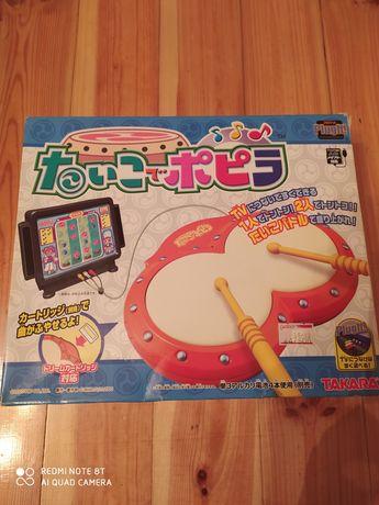 Gra tv Plug IT Taiko De Popira 2003 Plug Play Pad Tomy