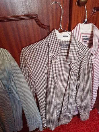 Camisas de homem