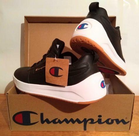 Кожаные кроссовки Champion® Classic original