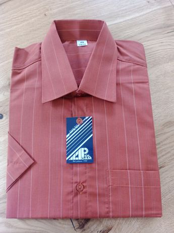 Nowa koszula męska 40 Adampol