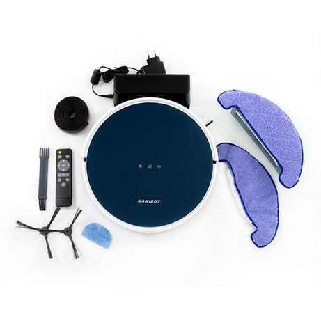 Робот-пилосос MAMIBOT PreVac650 Blue (сухая+влажная уборка)