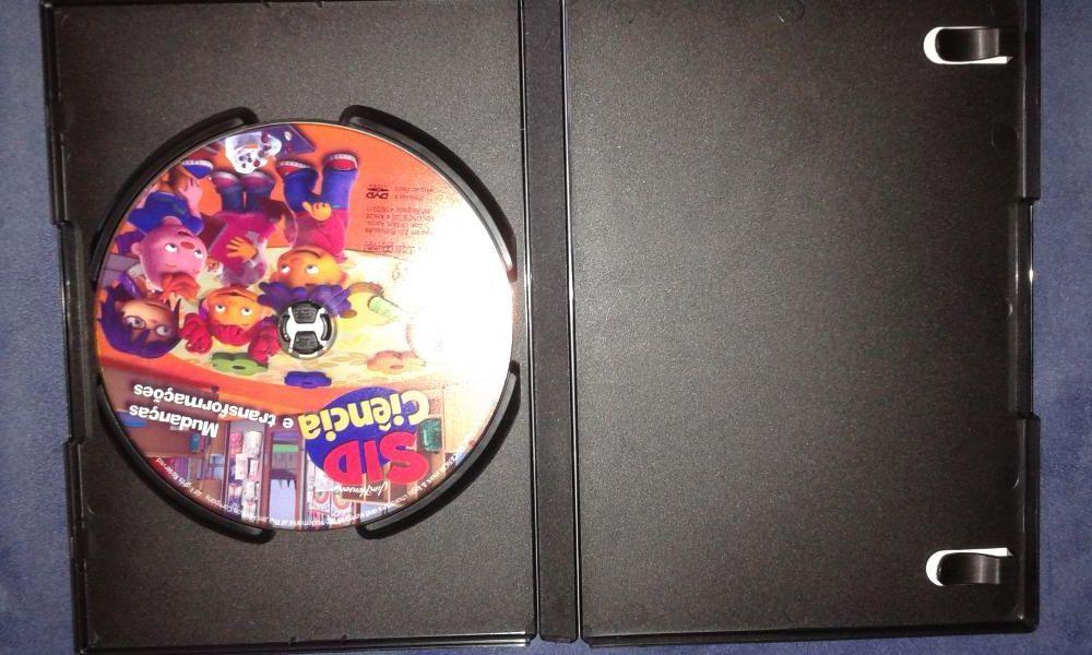 DVD infantis Mafra - imagem 1