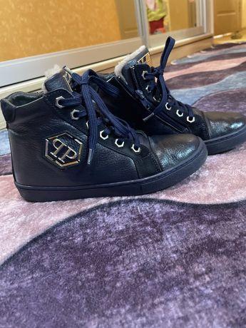 Теплые ботинки оригинал