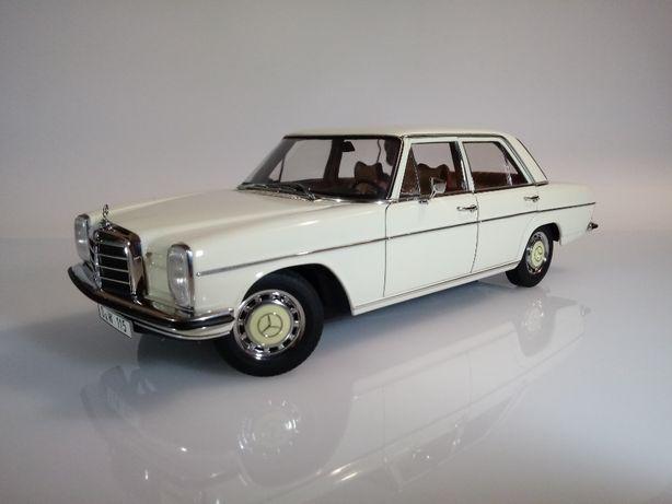 Autoart 1/18 model Mercedes W115 kolekcja