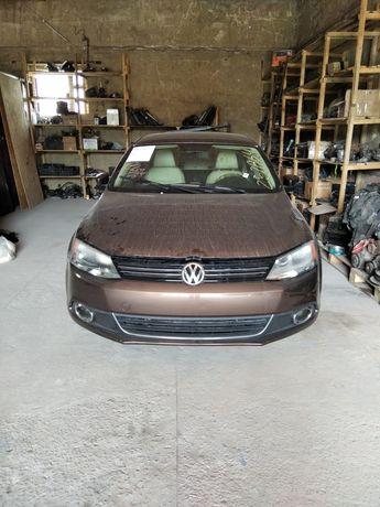 Разборка Volkswagen Jetta SE USA 1.8TSI 2014