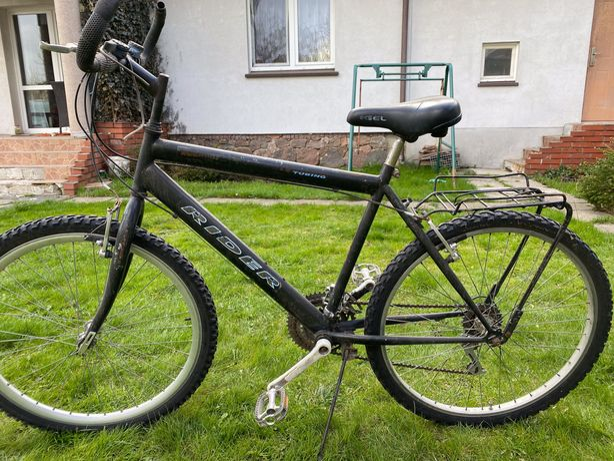 Używany rower męski