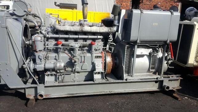 Agregat prądotwórczy 80 90 kw 100 kw 110 125 kva 130 Henshel H6 12Mtg