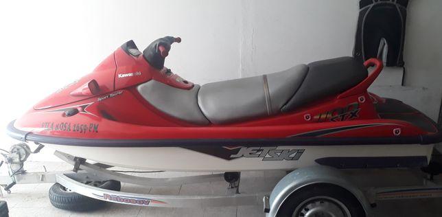 Peças Kawasaki zxi stx 750/900/1100