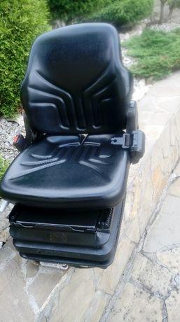 Siedzenie mechaniczne Grammer MSG 85/521 nowe Zetor Ursus MF MTZ Claas