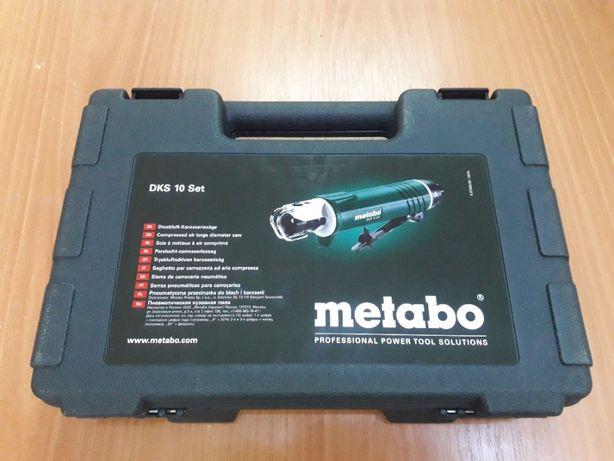 Продам Пневматическую сабельную пилу Metabo DKS 10 Set