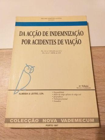 Da Acção de Indemnização por Acidentes de Viação, de Helder M Leitão