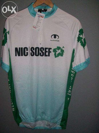 Nowa Koszulka Kolarska ULTIMA NIC SOSEF SIZE 5