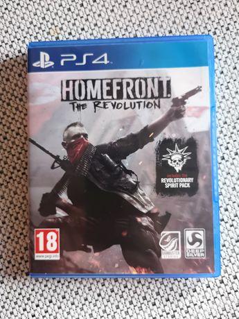 Home front ps4 napisy pl
