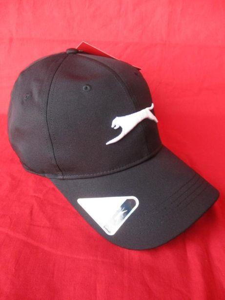 Бейсболка мужская новая кепка весна Slazenger черная 58-62
