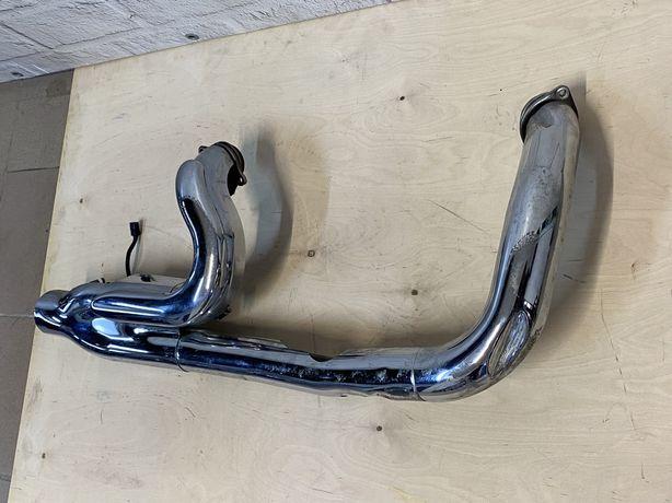 Yamaha xv1900 kolektor wydechowy kolanko