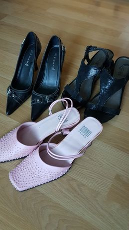 Жіноче взуття б/в