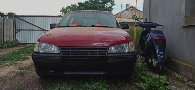 Срочно продам до 6 октября Opel kadett