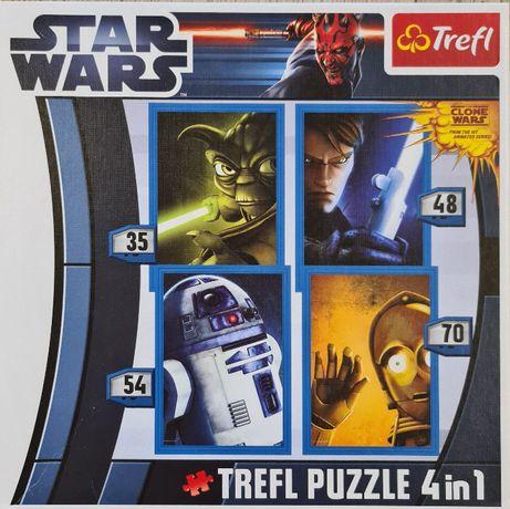 Zestaw 5 puzzli dla chłopaka