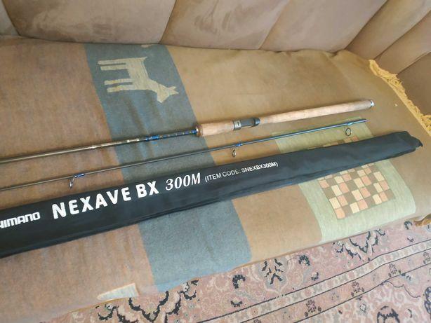 Спиннинг Shimano NEXAVE BX 300M, 10 - 30g