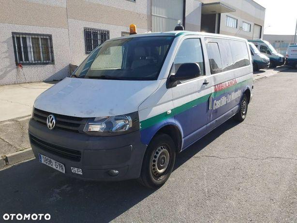 Volkswagen Transporter  Karetka Ambulans Crafter Master traficc Transit Ducato