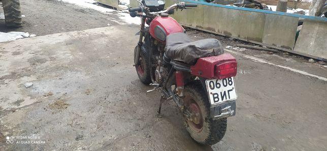 Мотоцикл.   ТУЛА